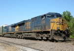 CSX 5393 and 5477 